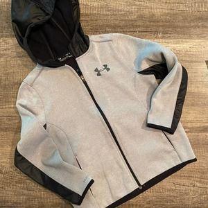 Under Armour YSM zip up jacket hoodie
